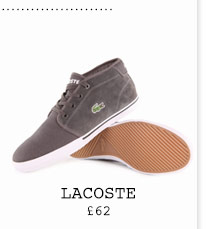 Lacoste Boots - Tucci Store