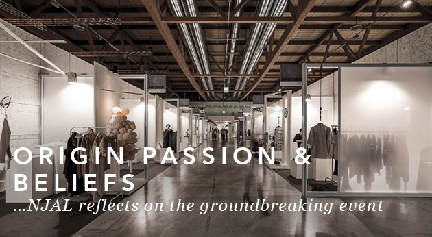 Origin Passion & Beliefs...NJAL reflects on the groundbreaking event